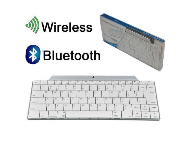 New BESTEK Aluminum Bluetooth Wireless Keyboard for iPad 1 2nd 3rd Gen Macbook PC