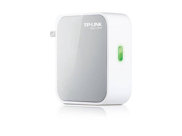 New TP-LINK TL-WR710N 150Mbps Wireless N Mini Pocket Router