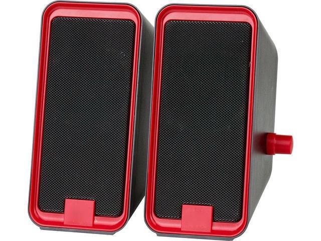 USB Bacifire 2.0 multimedia speakers for PC/MP3/MP4/Mobile —black blue red white slver bronzer