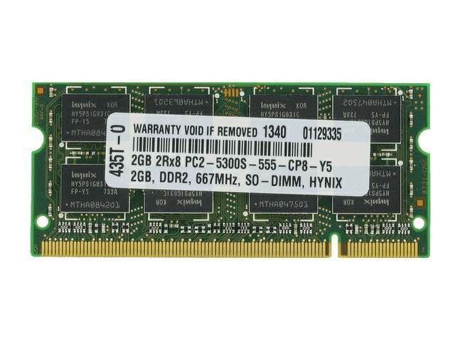 2GB PC2-5300 667MHz MEMORY FOR HP BUSINESS NOTEBOOK NC6400 NC8430 NX6310 NX6325 NX7400 NX9420 Shipping From US