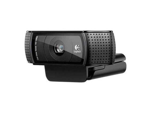 New Logitech C920 1080P HD Pro Webcam #960-000764