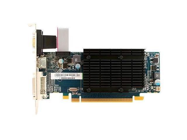 Sapphire Radeon HD 5450 100292DDR3L Video Card - 1GB DDR3, PCI-Express 2.0 (x16)