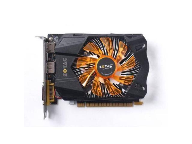 New ZOTAC NVIDIA GeForce GTX 750 Ti 2GB GDDR5 2DVI/Mini HDMI pci-e Video Card