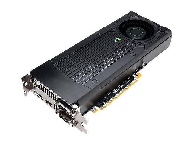NVIDIA - GeForce GTX 760 2GB GDDR5 PCI Express Graphics Card