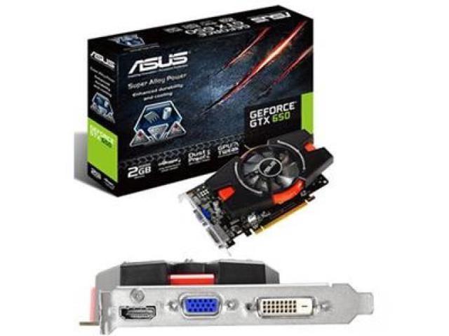 Hot New GTX650-E-2GD5 GeForce GTX 650 Graphic Card - 1071 MHz Core - 2 GB GDDR5 SDRAM - PCI Express 3.0