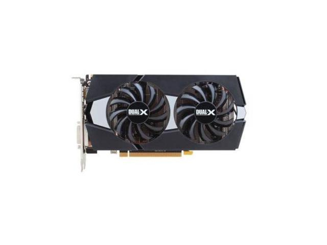 Hot Sapphire DUAL-X AMD Radeon R9 270 11220-00-20G OC 2GB GDDR5 2DVI/HDMI/DisplayPort PCI-Express Video Card with Boost