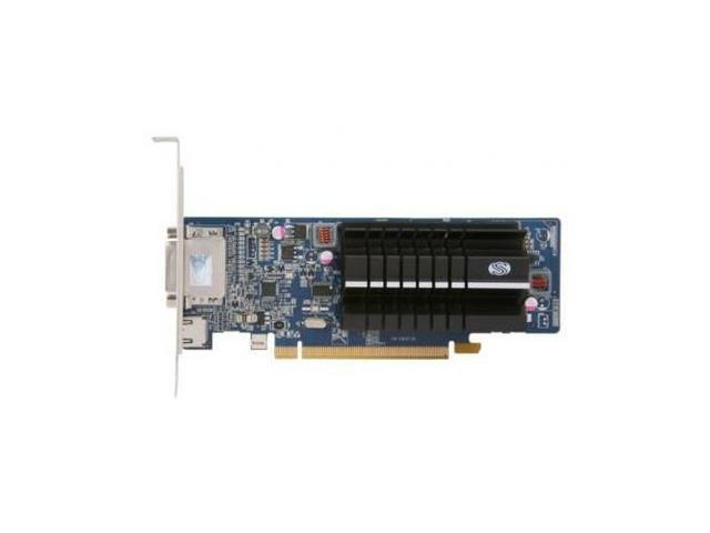 New Sapphire Flex AMD Radeon HD 6450 1GB PCI-Express 2.0 GDDR3 2DVI/HDMI Video Card