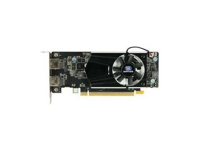 Sapphire AMD Radeon R7 240 2GB DDR3 2HDMI Low Profile PCI-Express Video Card w/ Boost