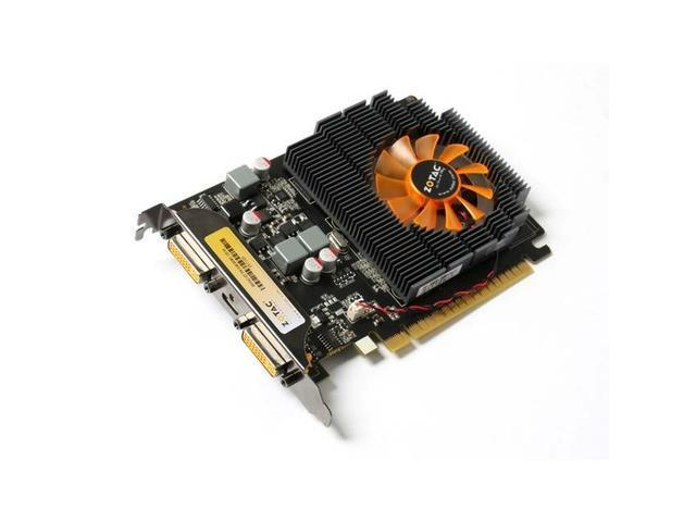 ZOTAC NVIDIA GeForce GT 730 2GB DDR3 Microsoft Windows 8/ 7/ Vista (x86/x64) 2DVI/Mini HDMI PCI-Express Video Card