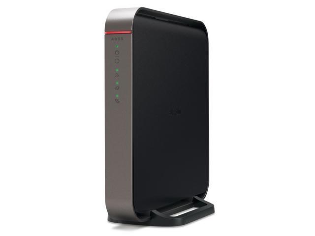 Buffalo WZR-900DHP AirStation WiFi N900 Wireless Router Dual band Ship by DHL