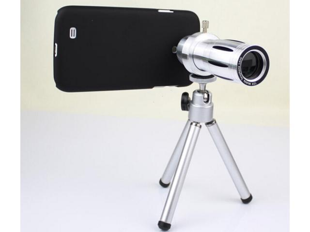 NEW 12X Zoom Telescope Camera Lens with Mini Tripod for 7100 NOTE2