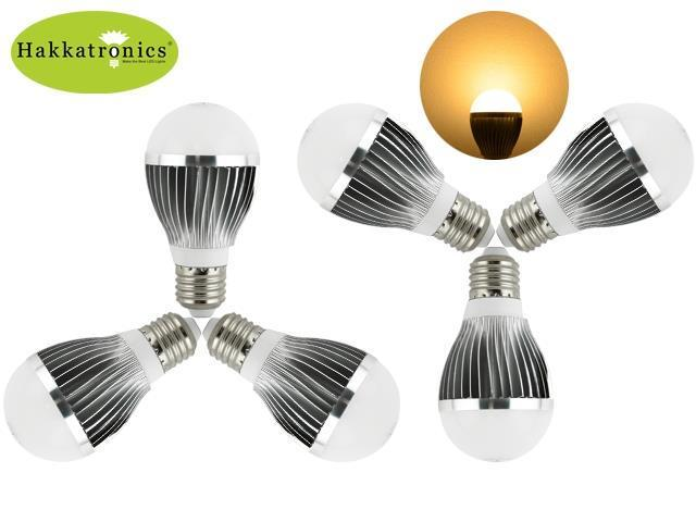 LED 10Watt E26 base / 75 watt Incandescent replacement / 900 lumen Warm white 3000k 50,000 hr 6pieces