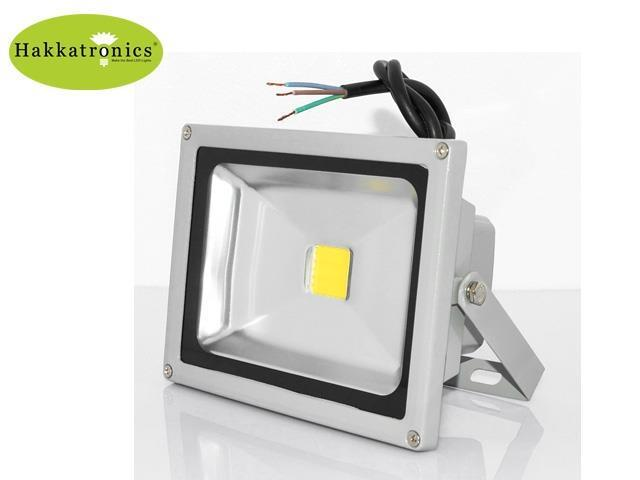 20w Security outdoor LED flood light AC85-265V warm white IP65 waterproof for outdoor landscape lighting