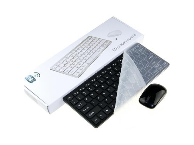 KM300 2.4 G wireless keyboard mouse set applies to desktop computers, notebook computers