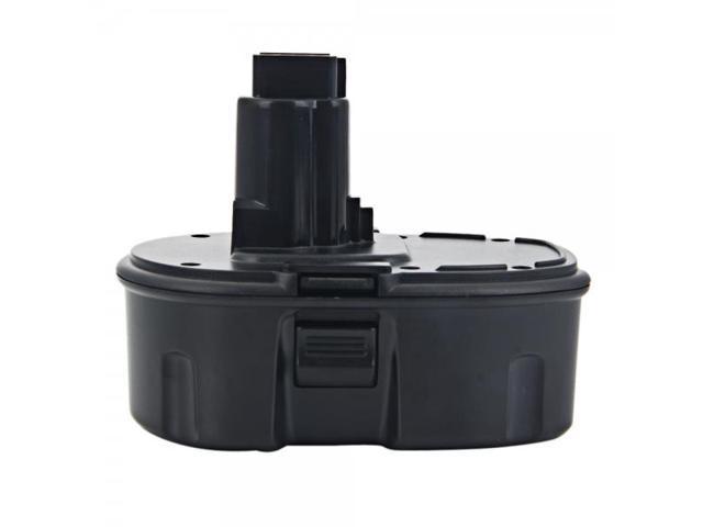 DEW-18V(B) 18V 1500mAh Rechargeable Ni-CD Battery for Dewalt Series Black