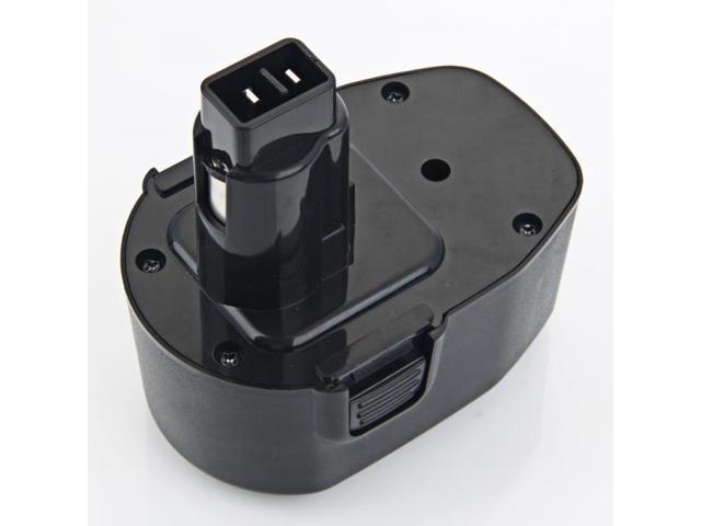 DEW-14.4 14.4V 1500mAh Rechargeable Ni-CD Battery for Dewalt Series Black