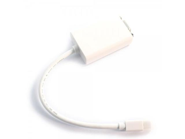 Mini DisplayPort to VGA Adapter for Apple MacBook