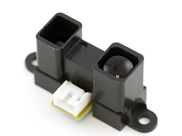 WWH-1piece Infrared Proximity Sensor Long Range - Sharp GP2Y0A02YK0F