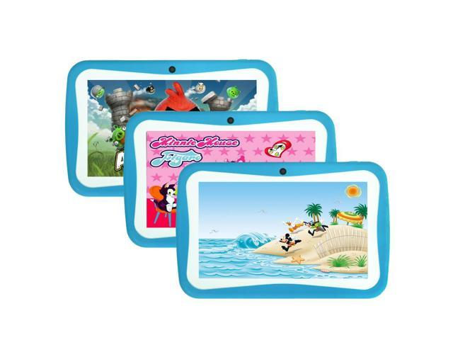 M0A Android Tablet 7 inch 4.1.1 Wifi PC Laptop for Child Boy Kids Children
