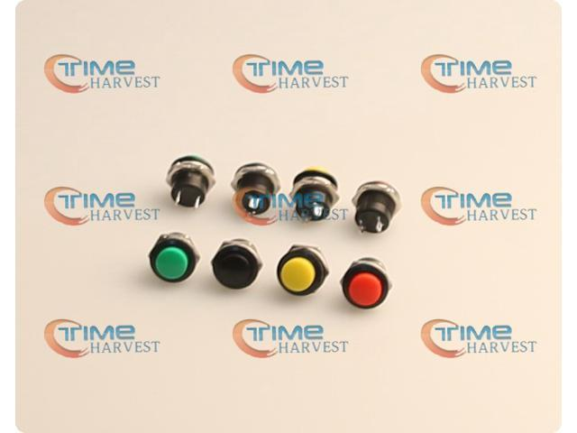 20pcs Plastic Service Button/Small Push Button/Switch for arcade cabinet accessories/coin operated game arcade machine parts