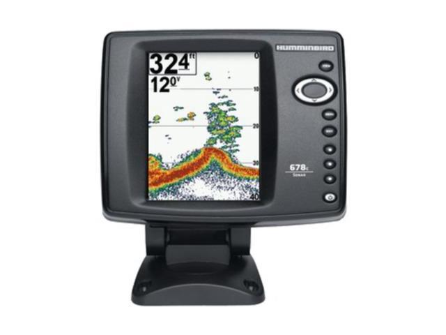 Humminbird HUMMINBIRD 409410-1 678c HD Fishfinder HUM4094101
