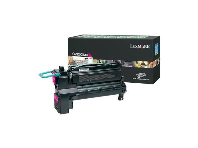 Lexmark C792X4MG Toner Cartridge - Magenta