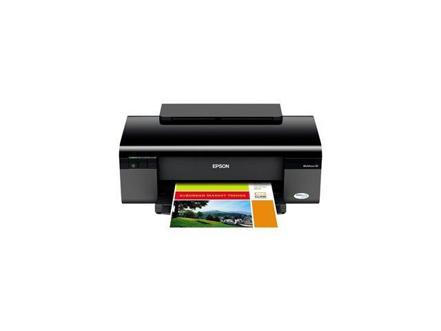 Epson WorkForce 30 Inkjet Printer 2U45754