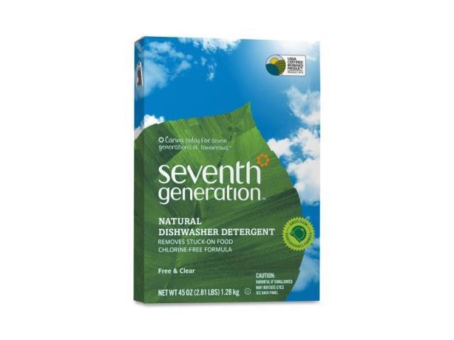 Seventh Generation Free & Clear Automatic Dishwasher Powder SEV22150EA