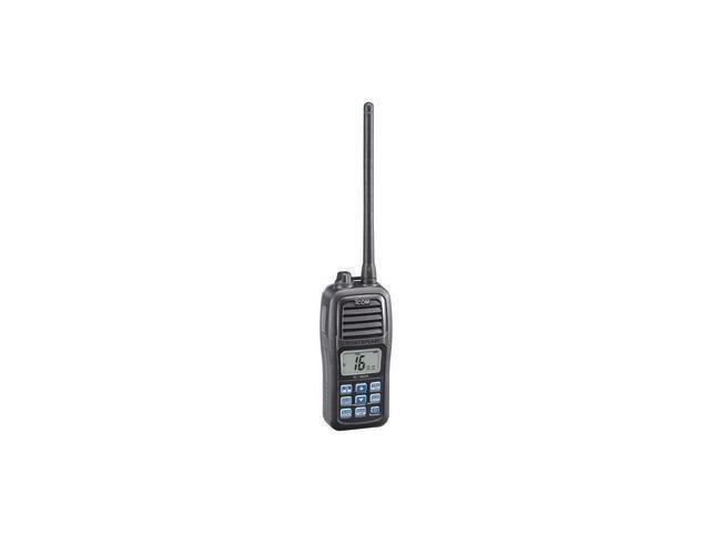 Icom M24 Floating Handheld VHF Radio w/Flashing Light - M2401