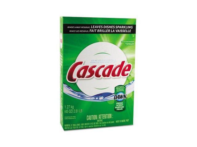 Cascade Automatic Dishwasher Powder PAG34034
