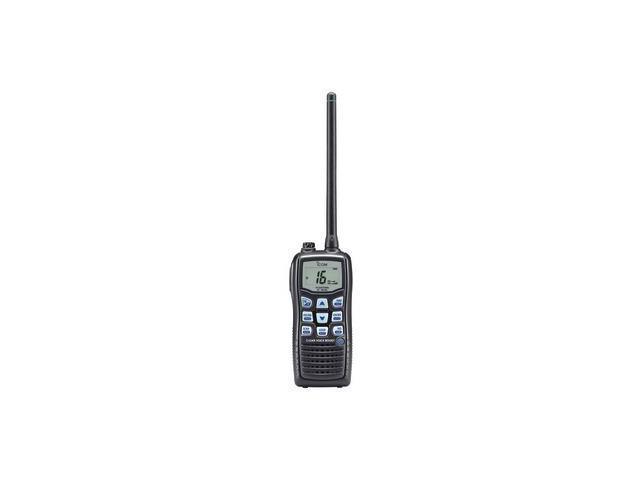 Icom ICOM M36 01 Floating Handheld 6W Marine Radio with Clear Voice Audio ICM...