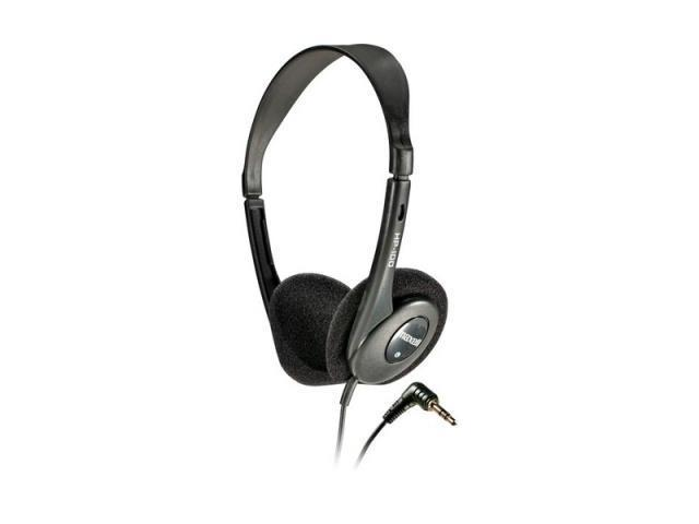Maxell HP-100 Lightweight Stereo Headphone 2T37891