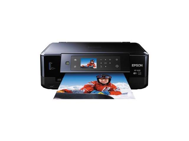 Epson Expression Premium XP-620 (C11CE01201) Wireless/USB Small-in-One Color Inkjet Printer