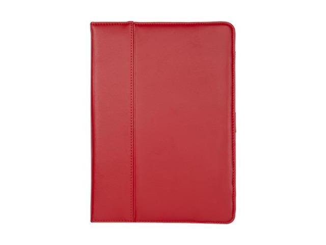 Cyber Acoustics Carrying Case (Portfolio) for iPad - Red 2TL4768