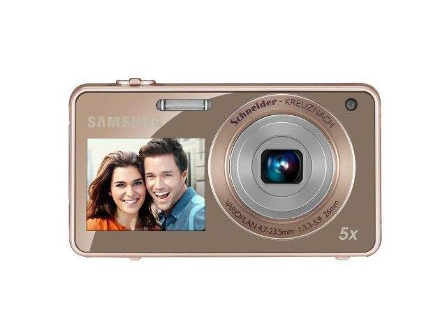 Samsung EC-ST700 Digital Camera with 16 MP, 5x Optical Zoom and Touchscreen (Gold)