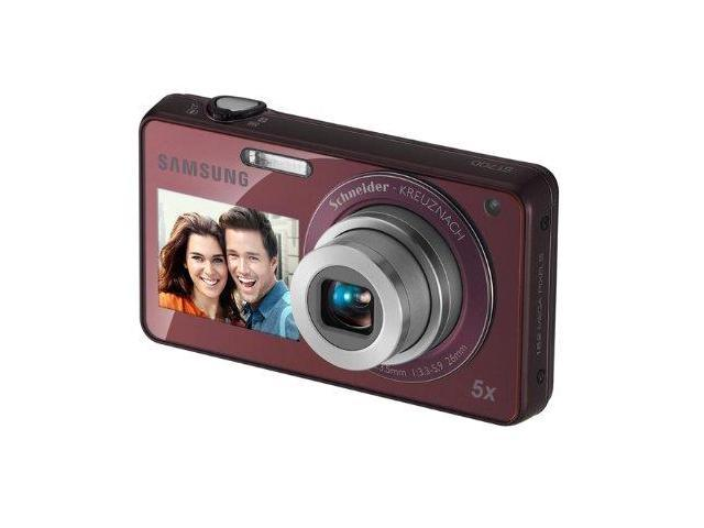 Samsung EC-ST700 Digital Camera with 16 MP, 5x Optical Zoom and Touchscreen (Purple)