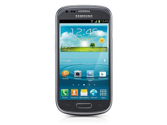 Samsung Galaxy S3 Mini I8200 8GB Value Edition Unlocked GSM Phone - Gray