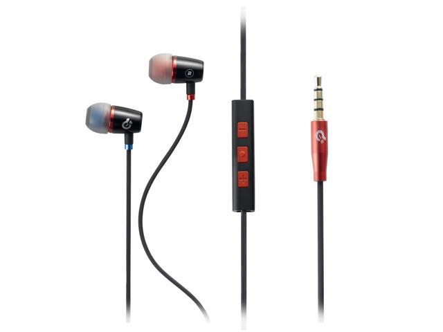 Syllable In-Ear Headphones with MIC and Remote for iPhone/iPod T19