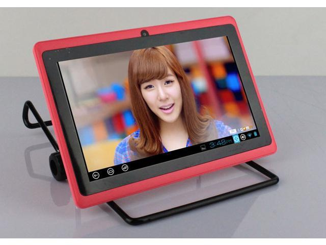 A23 7 Inch Android Tablet PC Q88 Dual Core Android 4.2 WIFI 512MB 4GB Dual Camera
