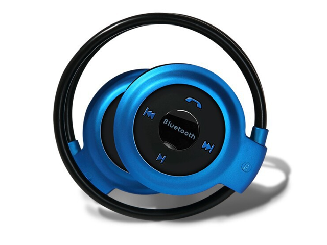 mini503 Wireless Stereo Music Bluetooth Headset Earphone Sports Headphone for iPhone 5S 5 4S Samsung Galaxy S3 S4 Note II 3 Moto Color: black, ...