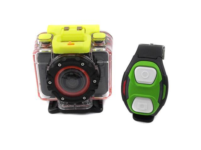 2014 New Hot T10 Full HD 1080p 60 M Waterproof Wifi Remote Control Gopro Action Camera Mini DV Sport Action Camera +4GB Memory Card