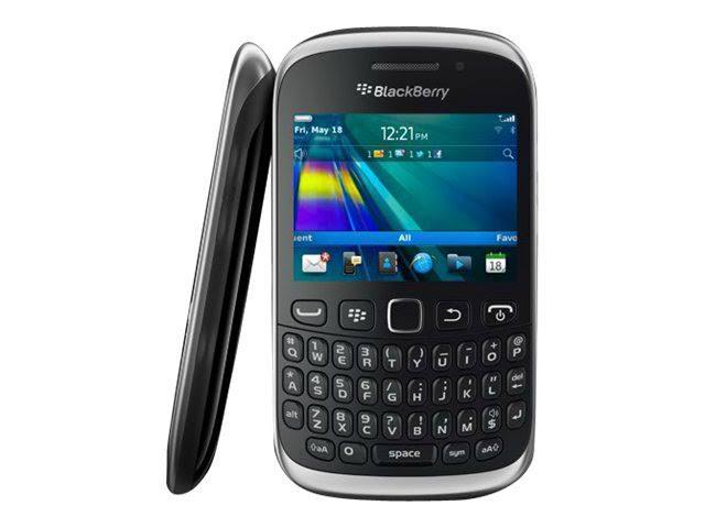 BLACKBERRY CURVE 9320- BRAND NEW - GSM UNLOCKED- BLACK- INTERNATIONAL MODEL