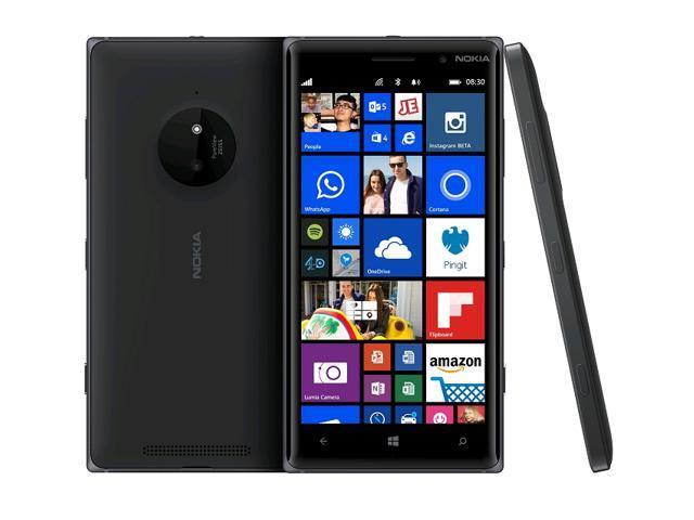 Nokia Lumia 830 BRAND NEW (FACTORY UNLOCKED GSM) Black Quad-Core 1.2GHz