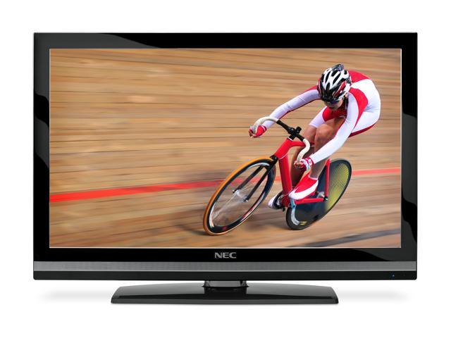 NEC Display Solution E461 Black 46'' MVA Panel 1920x1080 Full HD 120Hz LCD Monitor w/Digital/Analog Tuner,Speakers 450 cd/m2 5000:1