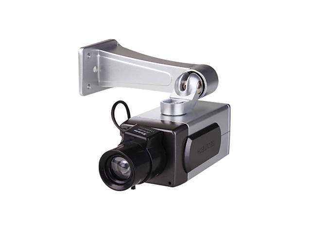 TeKit Wireless Dummy Fake Motion Detection LED Surveillance Camera,Dummy Wireless CCTV Camera