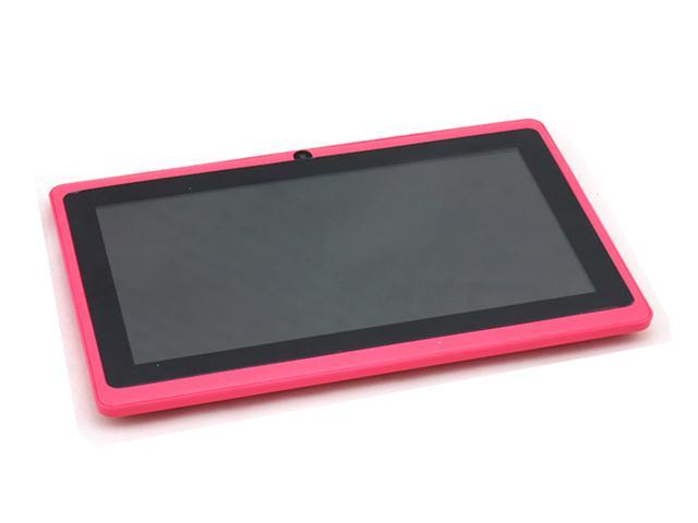 HAMSWAN Allwinner A23 7 Inch Android Tablet PC Q88+ Dual Core Android 4.2.2 WIFI 512MB 4GB Dual Camera with Flashlight