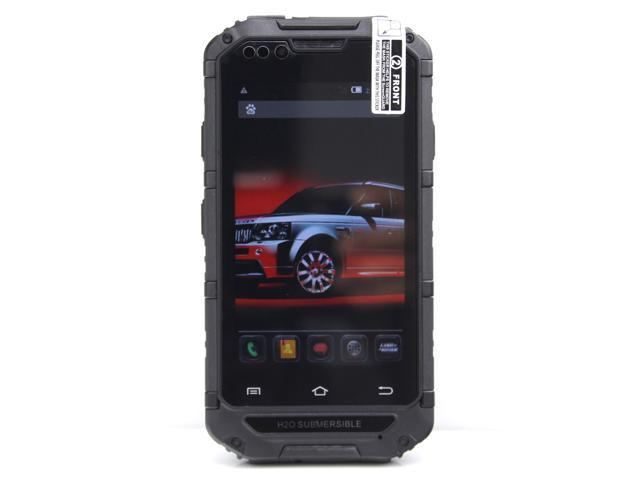 Discovery V6 MTK6572 Dual Core Cell Phone Android 4.2.2 Dual SIM Card Dual Cameras Dustproof Shockproof WaterProof