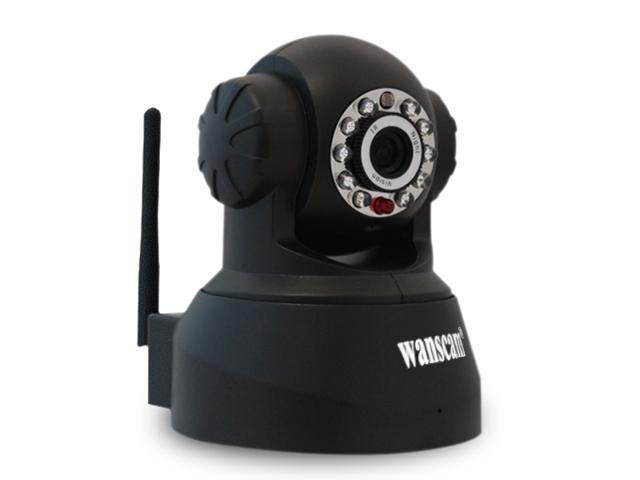 Wanscam IR Cut Plug&Play P2P Wireless Wifi Two-way Audio Night Vision Motion Detection Networking Security Surveillance IP Camera