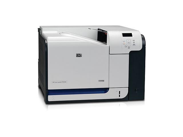 Color LaserJet CP3525dn