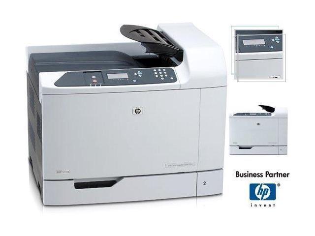 Color LaserJet CP6015dn